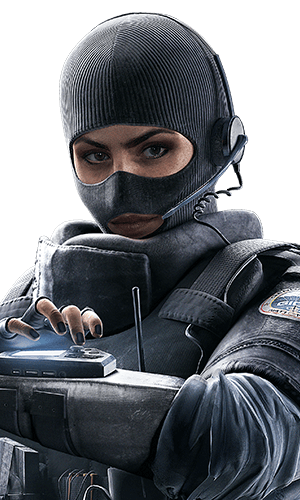 Twitch Portrait - Rainbow Six Siege