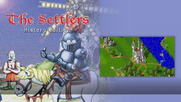 The Settlers IV: History Edition 2018 pc game Img-1