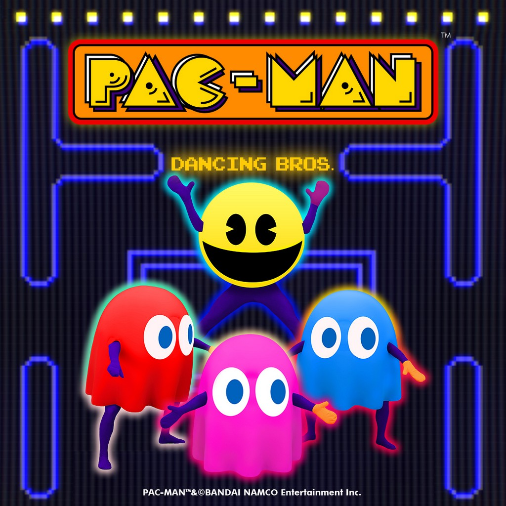 DANCING BROS. - Pac-Man