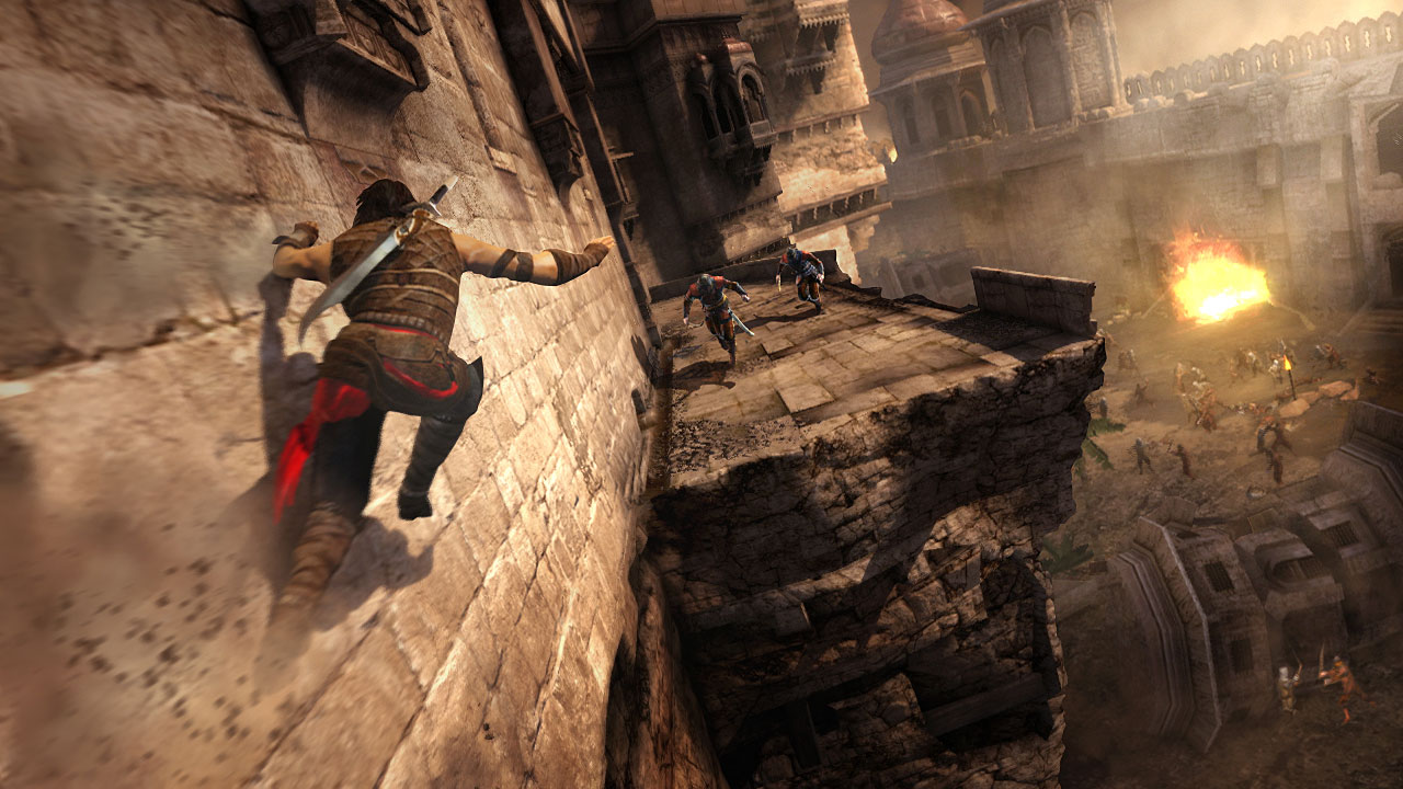 Ubisoft - Prince Of Persia: The Forgotten Sands