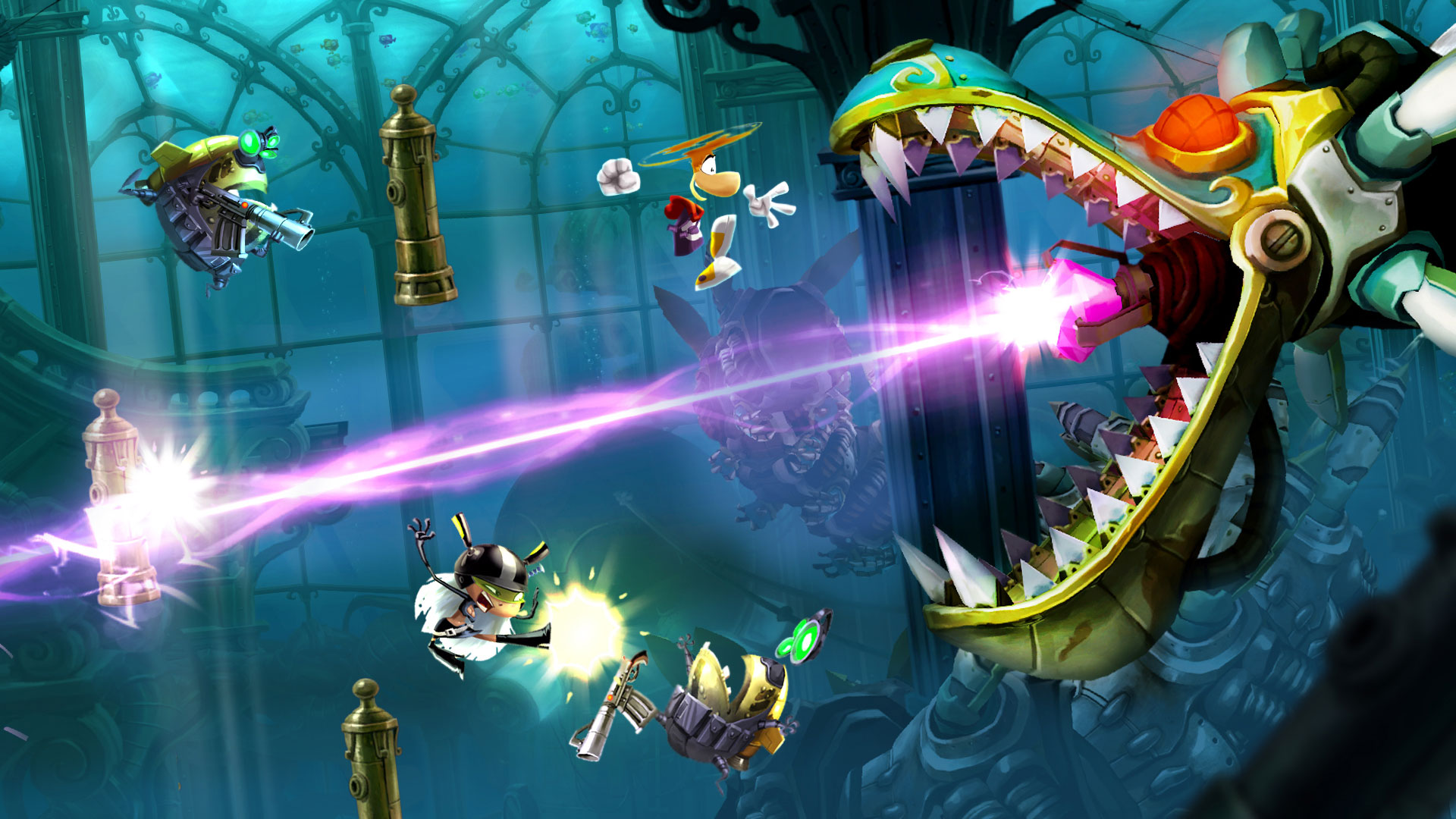 New rayman legends keygen download 2016 - free and full version 2016 pdf