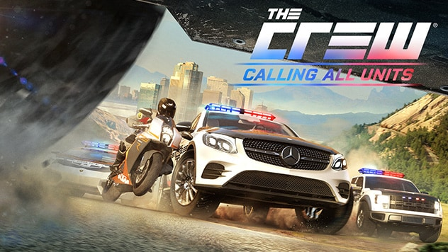 Buy The Crew Calling All Units