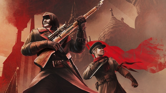 Assassins Creed Chronicles: Russia