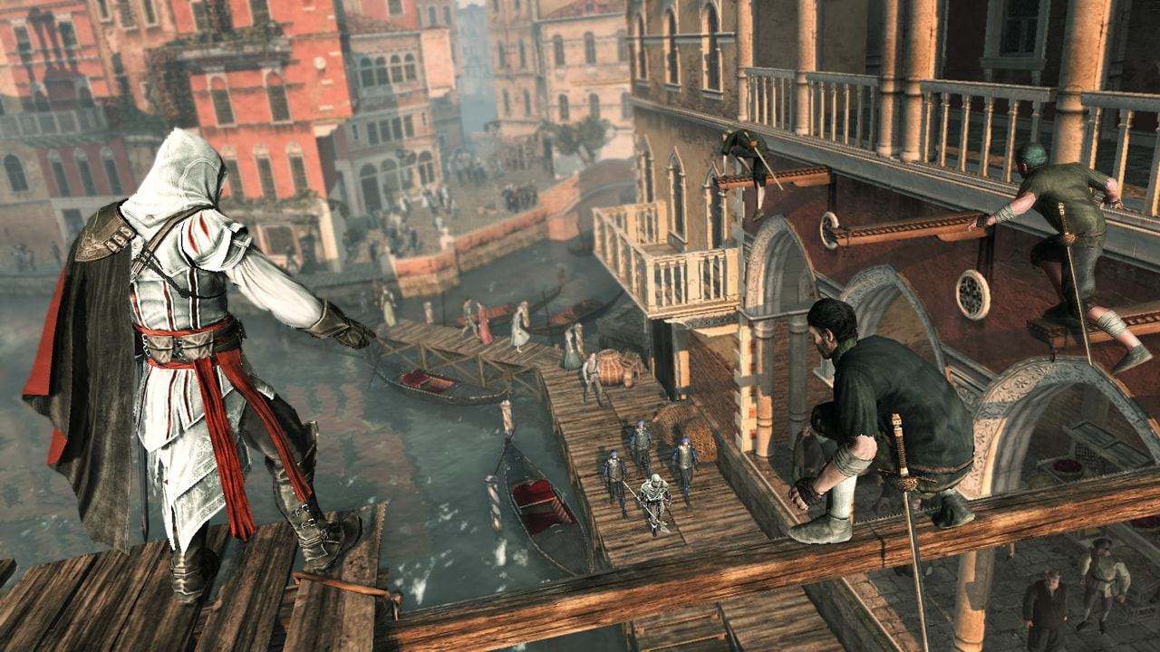 Ubisoft Assassin S Creed Ii