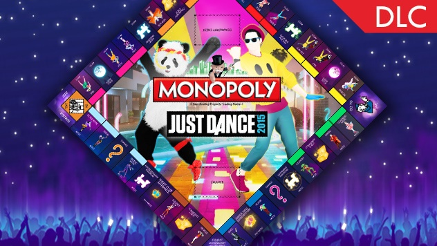 dlc just dance