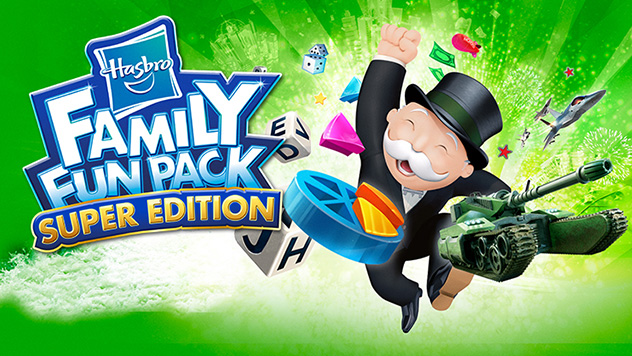Buy Hasbro Family Fun Pack Super Edition for Xbox One
