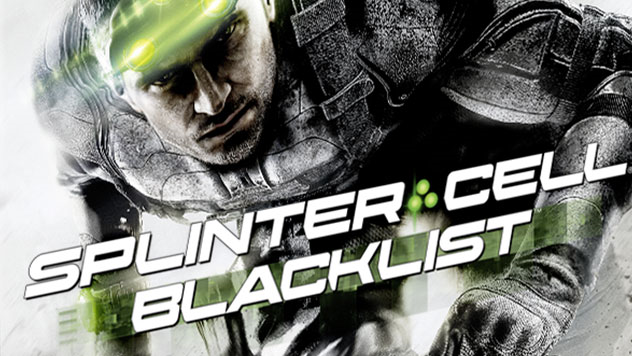 Splinter Cell Blacklist - Boxshot
