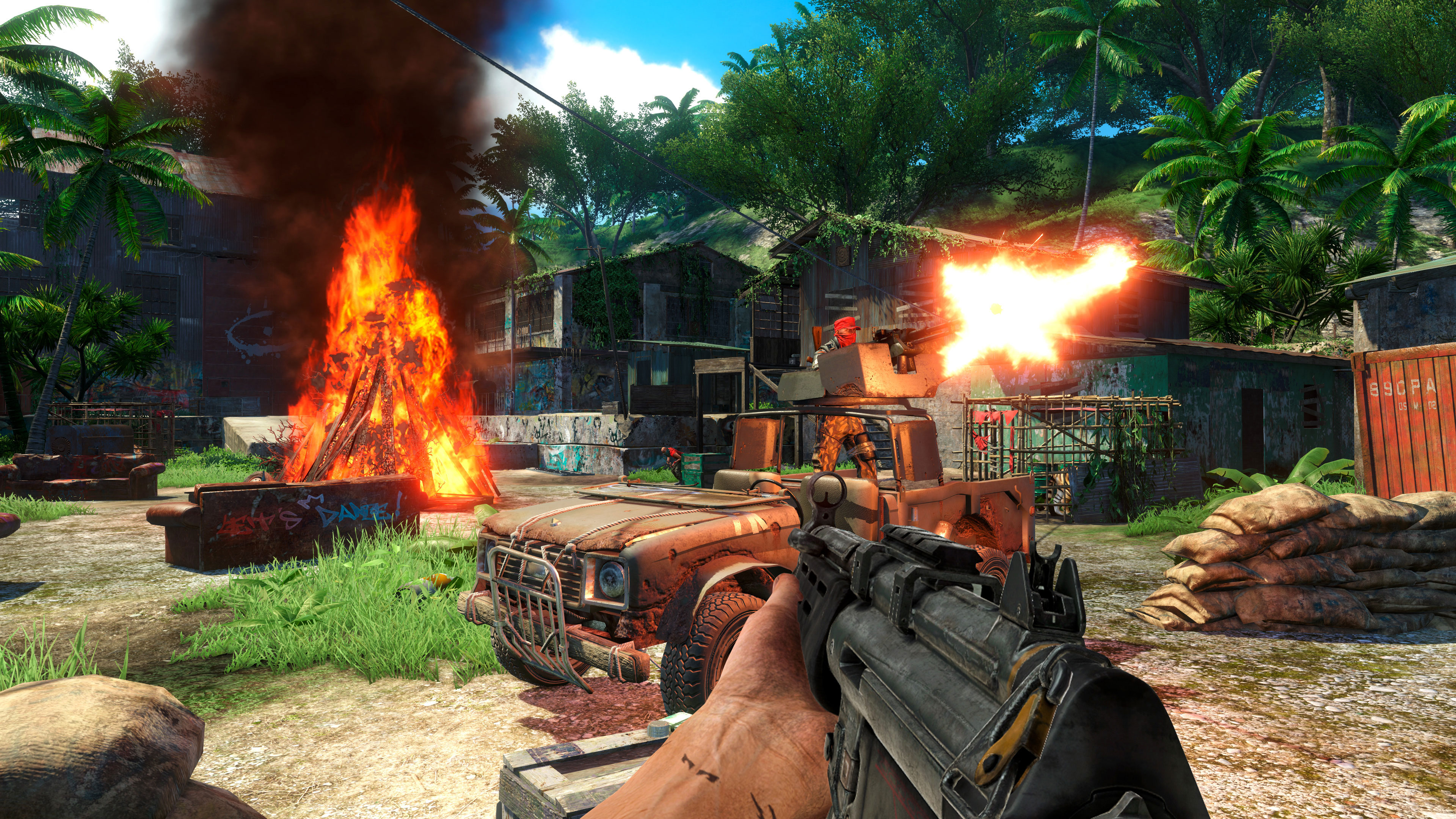 5 Games Like Far Cry 3 for Android – Games Like
