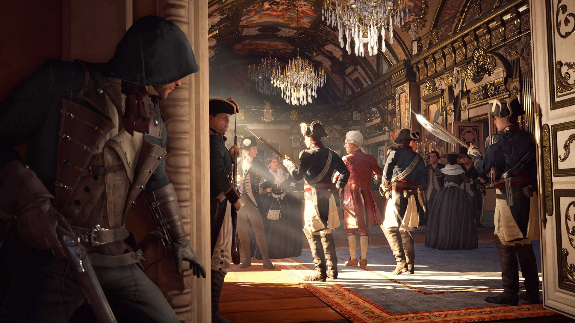 assassinand 39 s creed unity gameplay. assassin\u0027s creed unity - stealth is key screenshots assassinand 39 s gameplay l