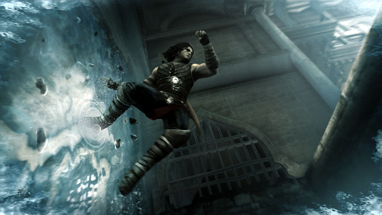how to install prince of persia warrior within