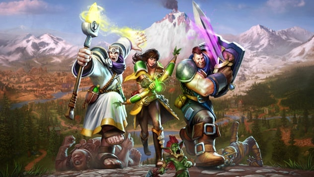 Champions of Anteria Standard Edition