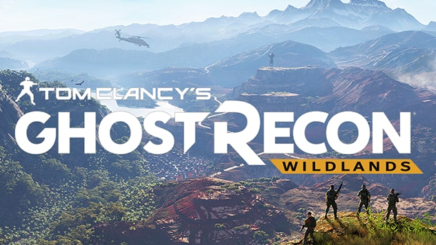 Image result for tom clancy ghost recon wildlands