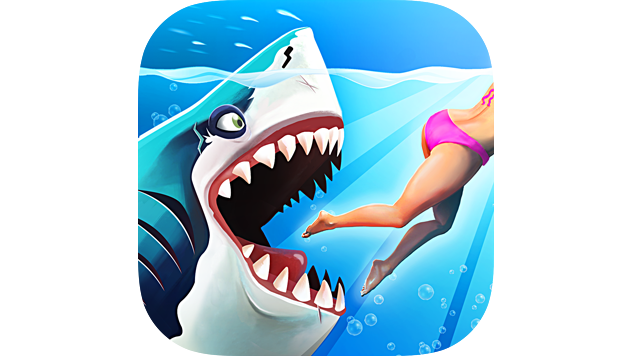 Hungry Shark World on Android