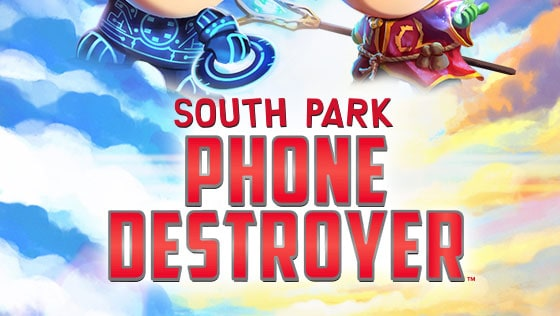 South Park Phone Destroyer on iOS