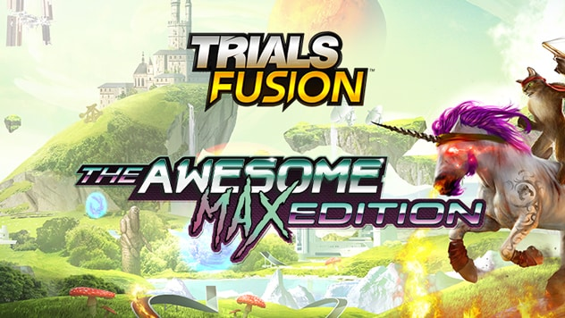 Trials Fusion Awesome Max Edition Boxart