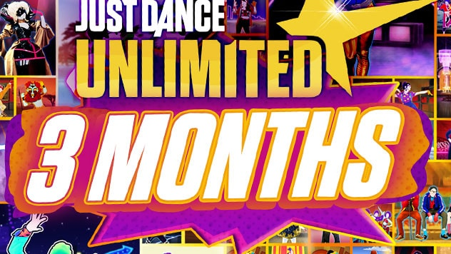 Subscribe to Just Dance Unlimited for 3 Months on Xbox One