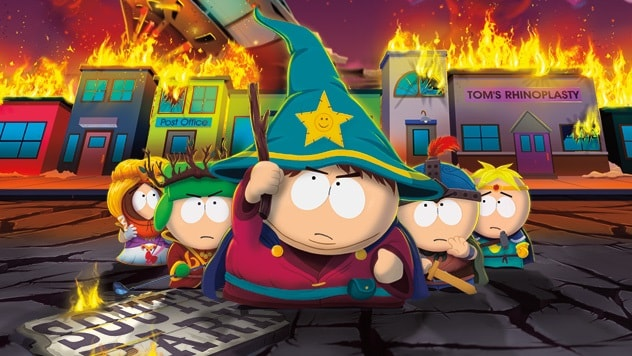 South Park the Stick of Truth - Boxshot