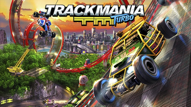Trackmania Turbo Standard Edition