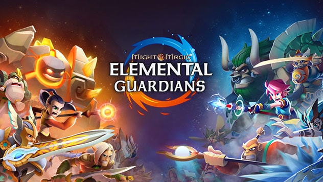 Might & Magic Elemental Guardians - iOS
