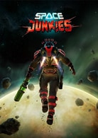 Space Junkies Boxart