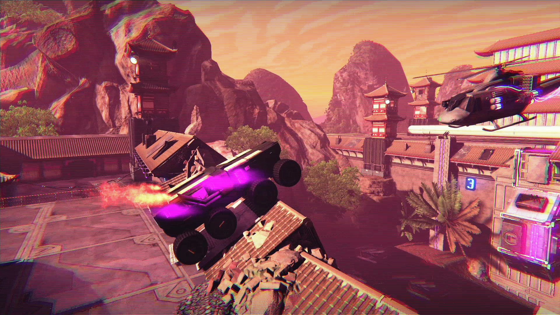 Ubisoft - Trials of the Blood Dragon