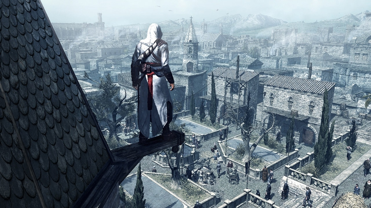 Image result for Assassin's Creed I