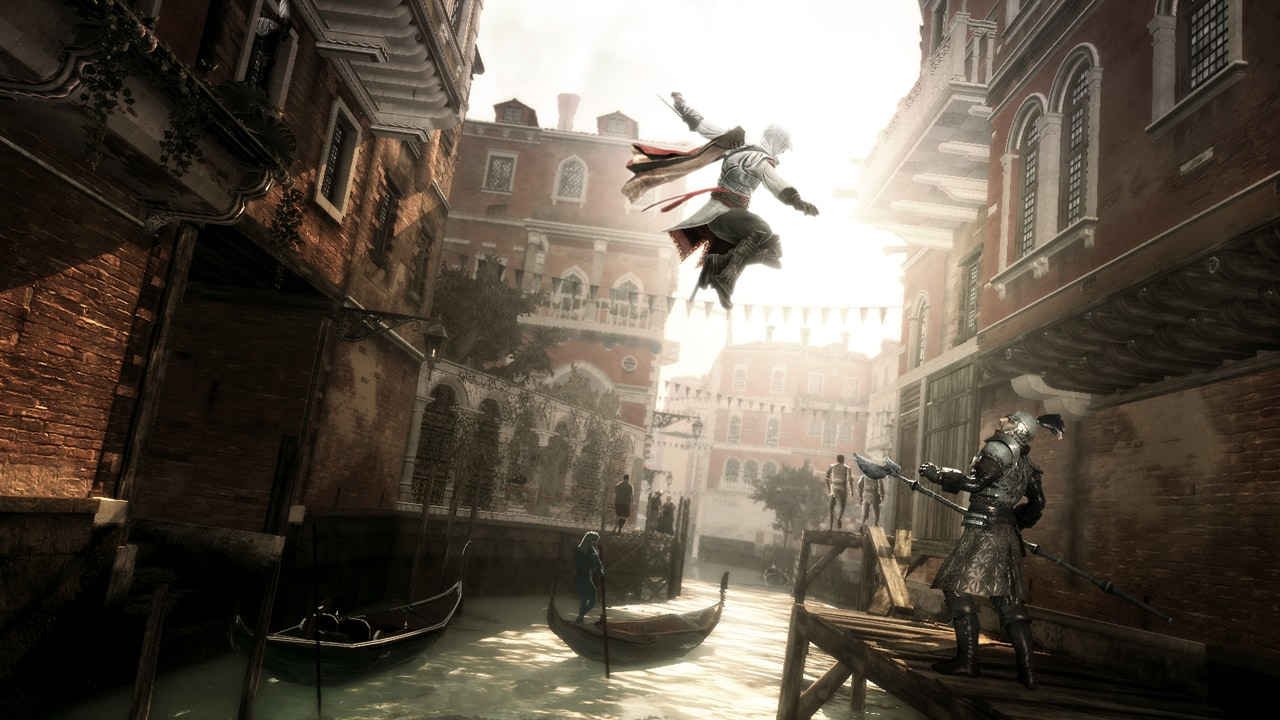 Ubisoft - Assassin's Creed II