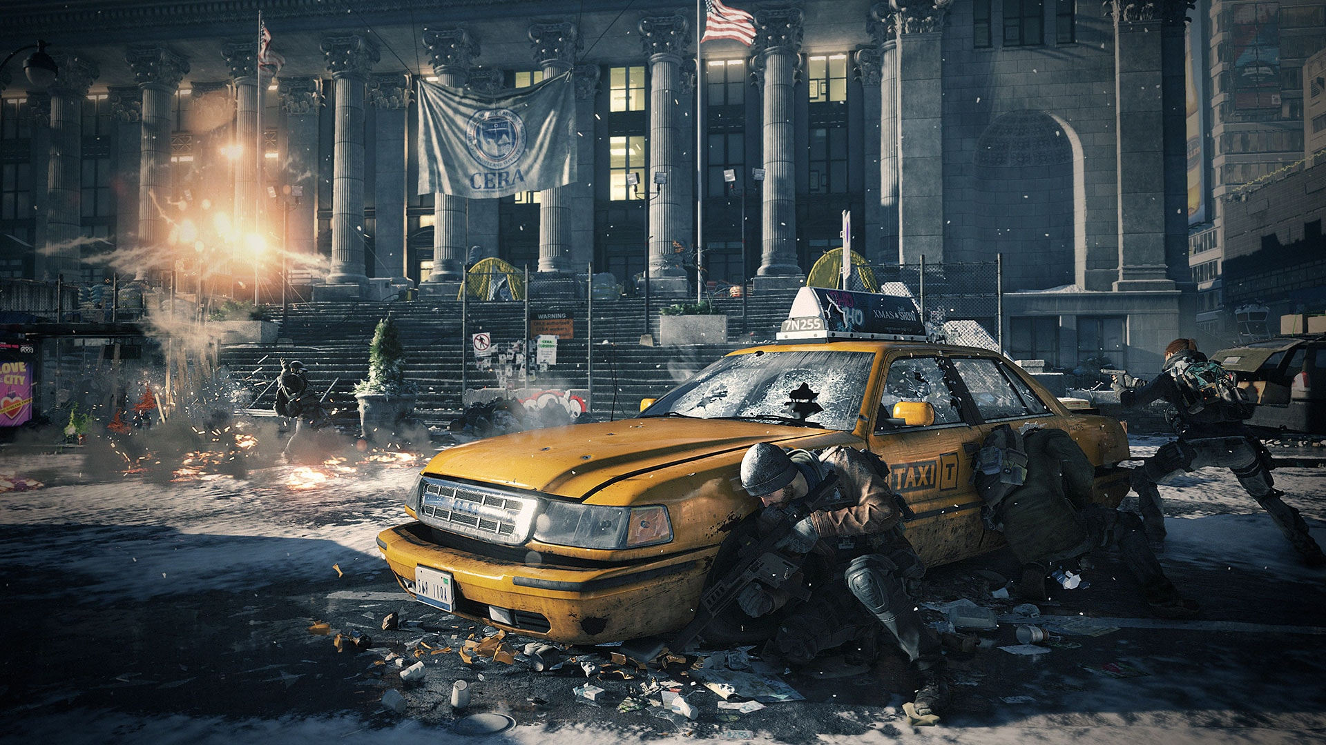 Ubisoft - Tom Clancy's The Division