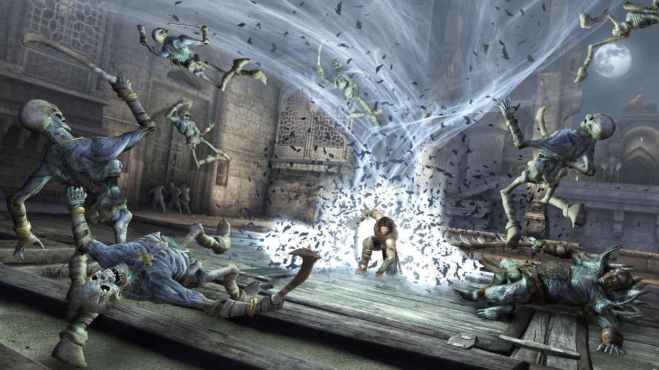 Ubisoft - Prince of Persia The Forgotten Sands