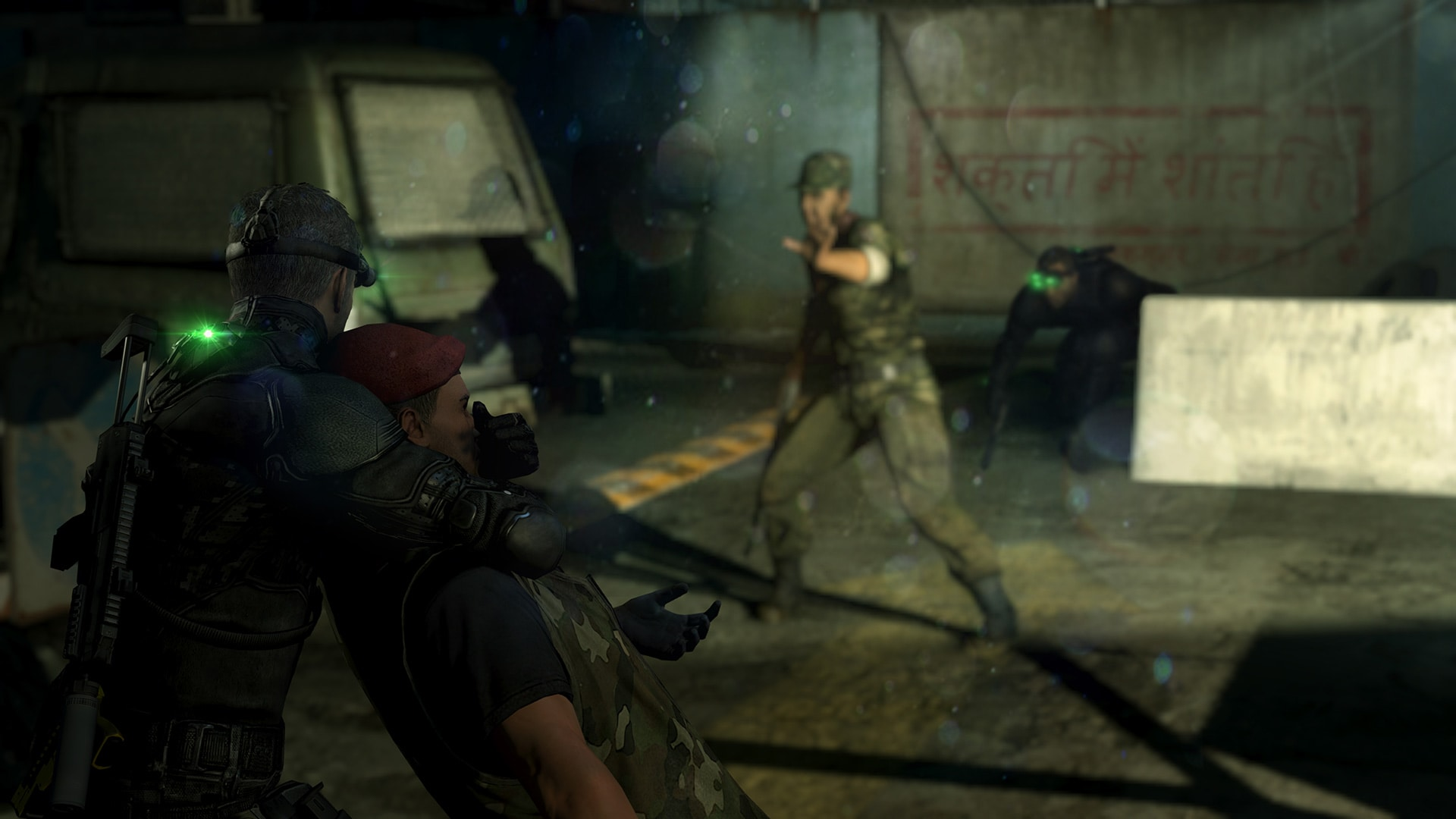 Tom Clancys Splinter Cell Blacklist Wallpapers Pictures Images