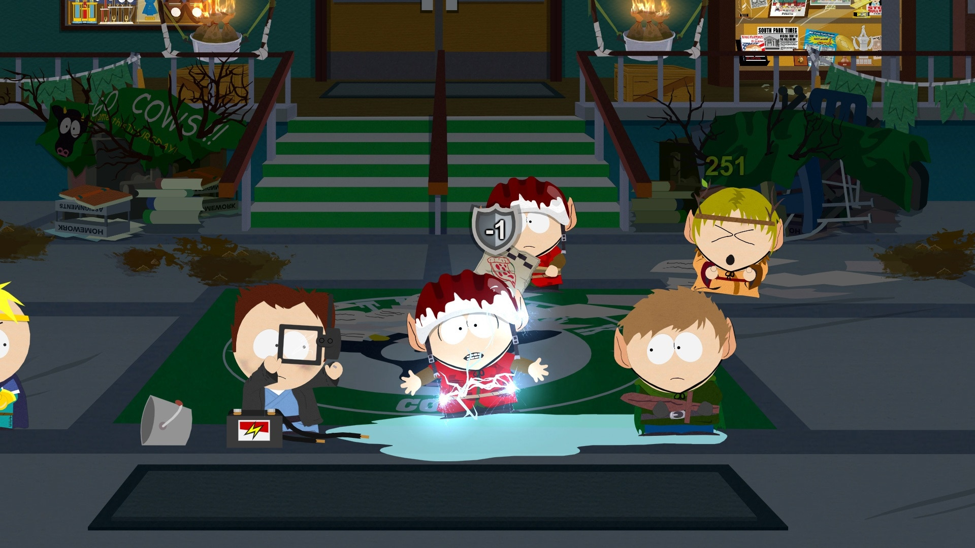 Ubisoft South Park The Stick Of Truth