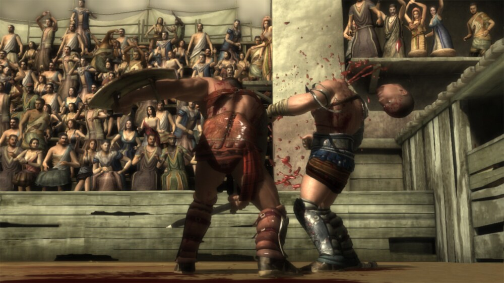 Spartacus legends full game free pc, download, play. Spartac by.