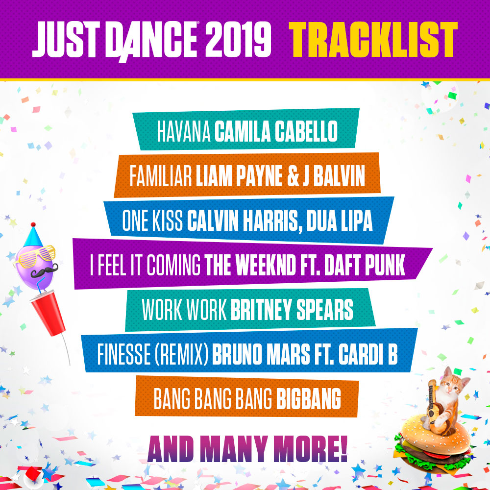 Ubisoft - Just Dance 2019