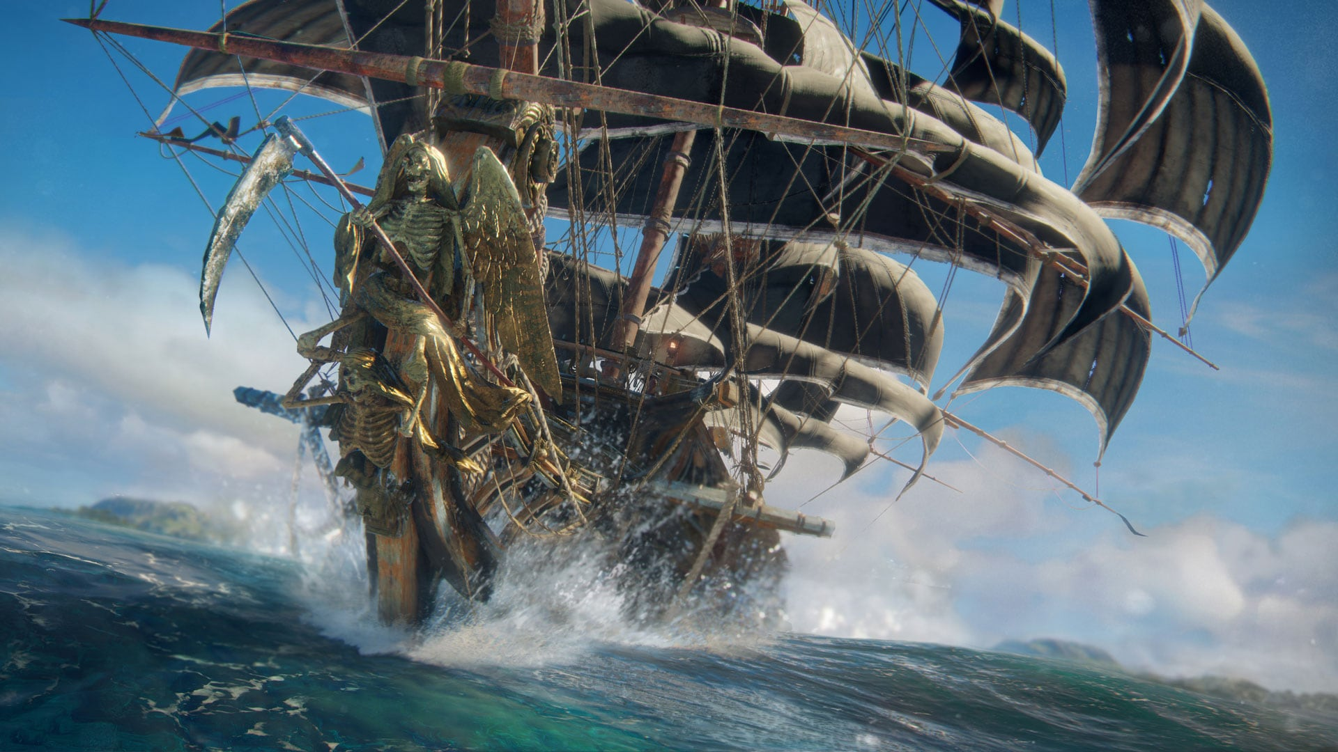 Skull And Bones 2018 Video Game 4k Hd Desktop Wallpaper: Skull And Bones