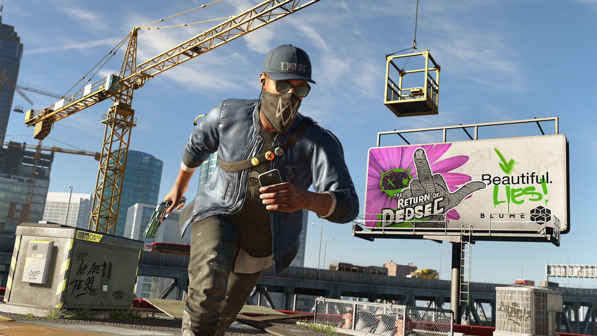 Ubisoft - Watch Dogs 2