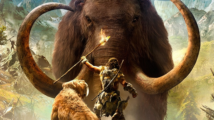 Far Cry Primal Artwork Video Games Wallpapers Hd: Far Cry Primal