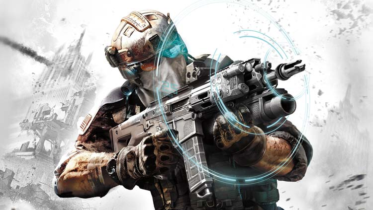 Oculus Rift Games >> Ubisoft - Tom Clancy's Ghost Recon Future Soldier