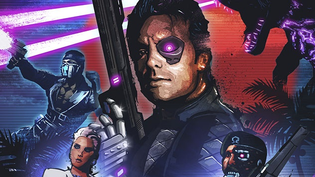 Ubisoft Far Cry 3 Blood Dragon