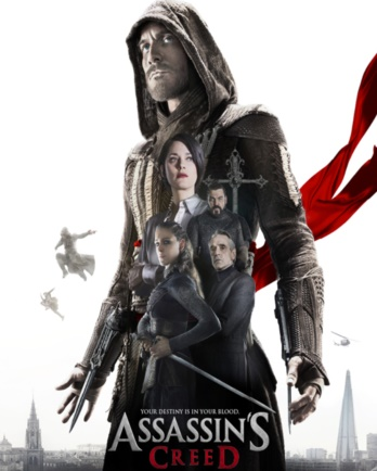 Ubisoft Assassin S Creed The Movie