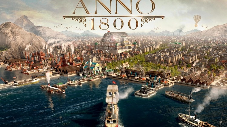 Image result for Anno 1800