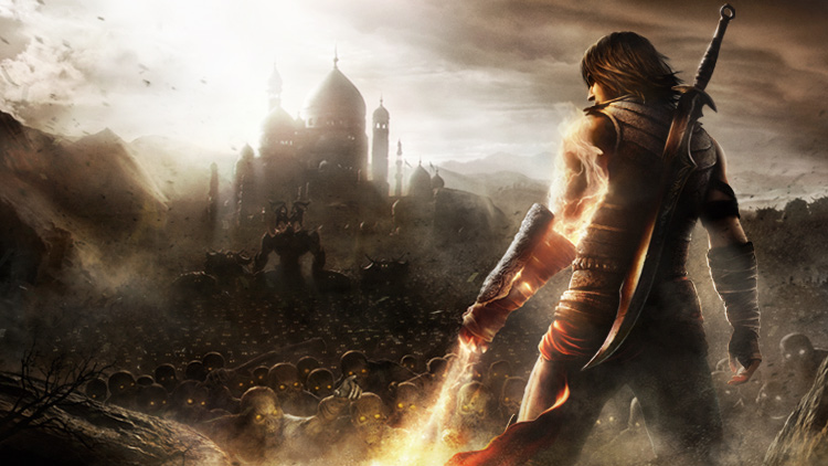 Prince Of Persia: The Forgotten Sands Crackfix Repack-SKIDROW 1 --