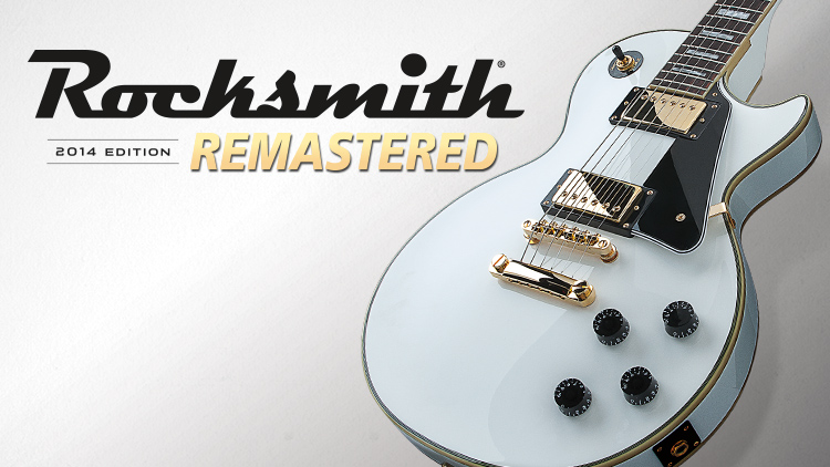 Ubisoft - Rocksmith 2014 Remastered Edition