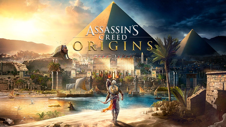 Ubisoft Assassin S Creed Origins