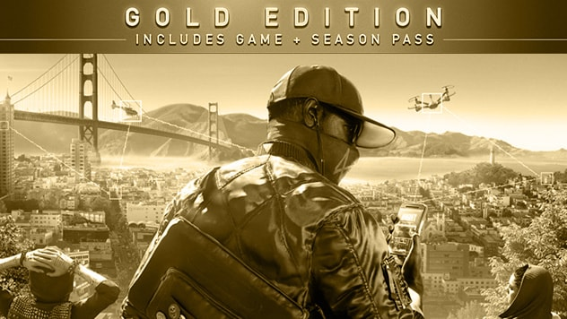 Image result for watch dogs 2 gold edition