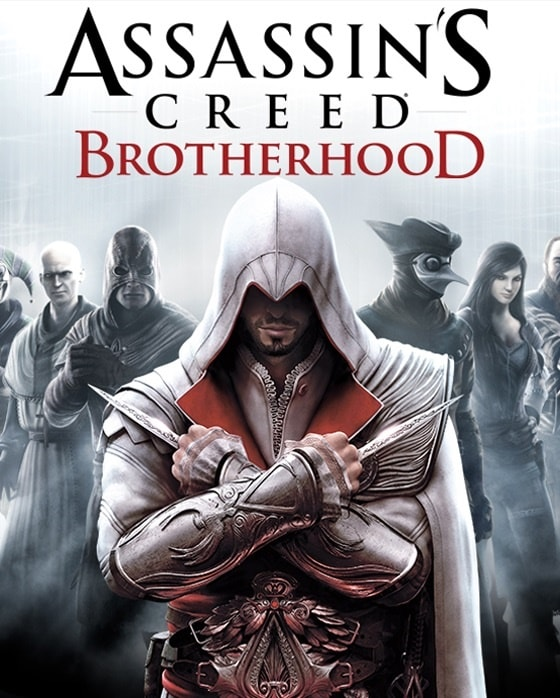 Eccezionale Ubisoft - Assassin's Creed Brotherhood SG93