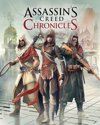 Ubisoft Assassin S Creed Chronicles