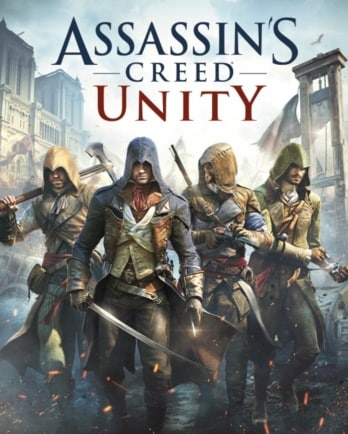 Ubisoft - Assassin's Creed Unity