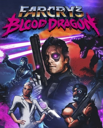 Ubisoft - Far Cry 3 Blood Dragon