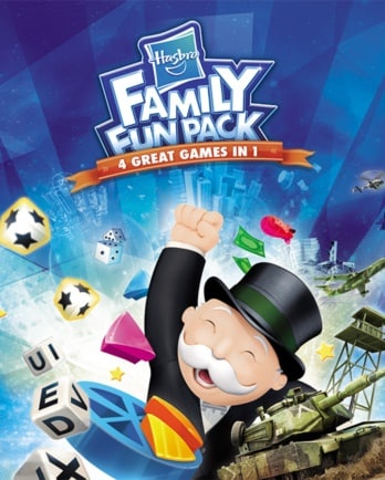 Ubisoft - Hasbro Family Fun Pack
