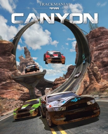 trackmania 2 canyon gratuit complet